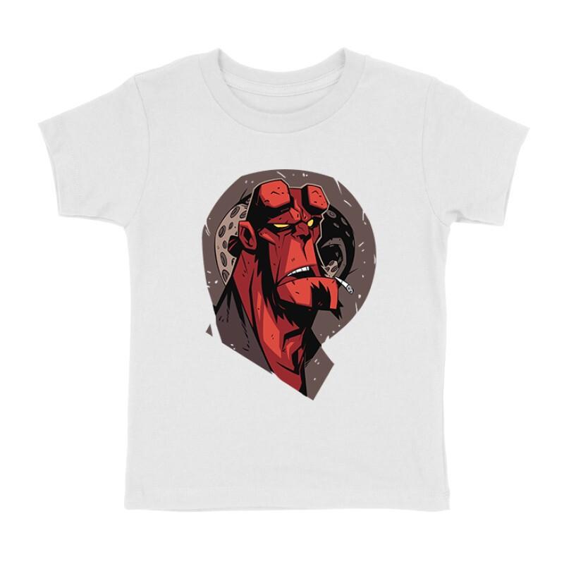 Hellboy Face Gyermek póló