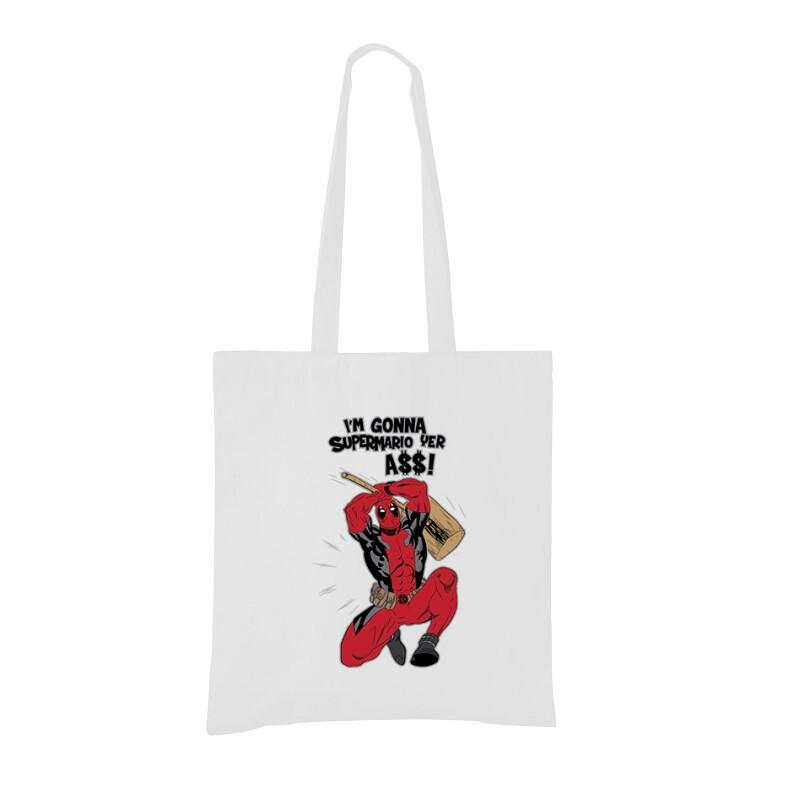 Supermario Bevásárló táska