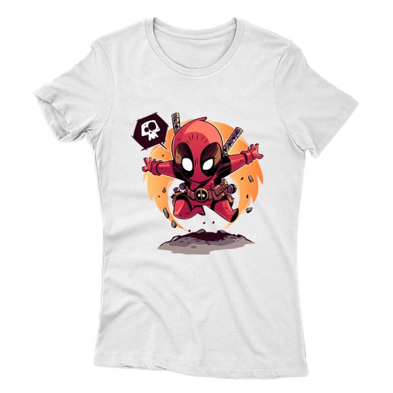 Chibi (DP) Női póló