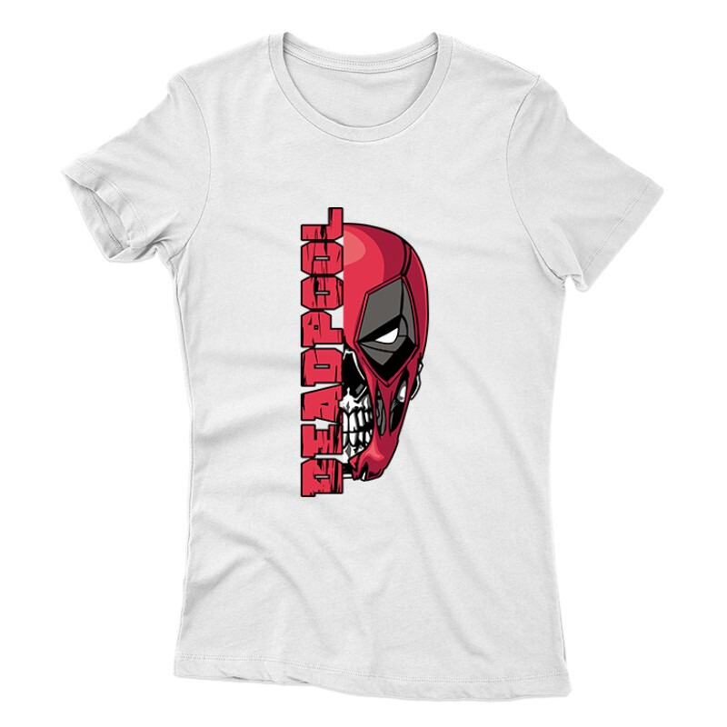 Skull(DP) Női póló