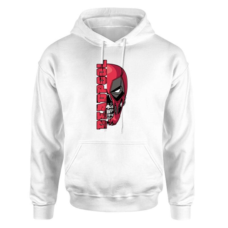 Skull(DP) Unisex pulóver