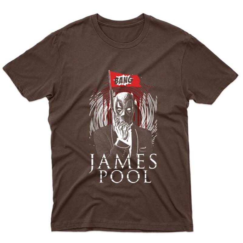 Jamespool Férfi póló