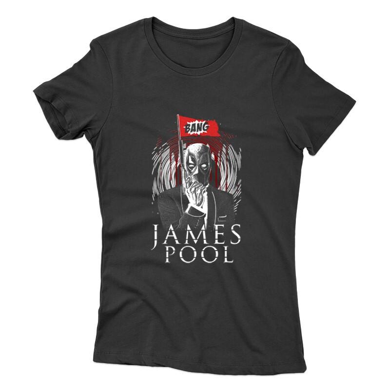 Jamespool Női póló