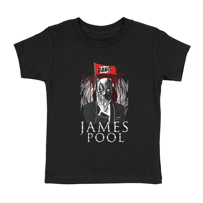 Jamespool Gyermek póló