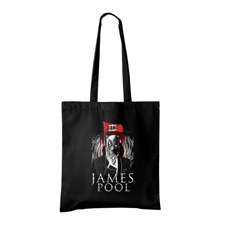 Jamespool Bevásárló táska