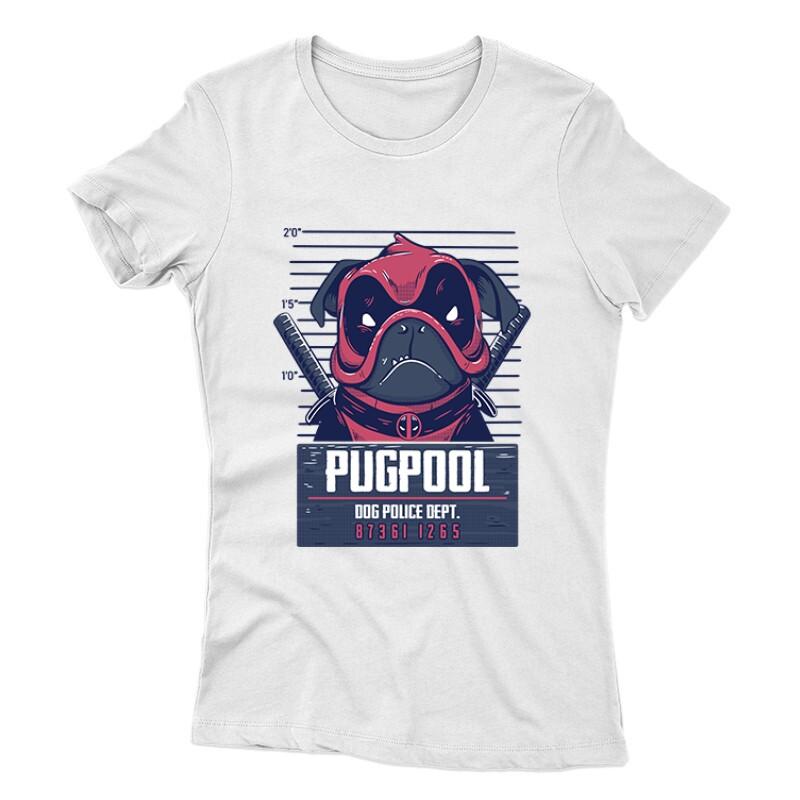 Pugpool Női póló