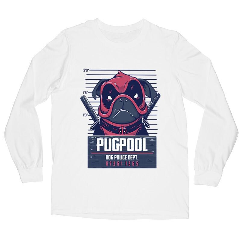 Pugpool Hosszú ujjú póló