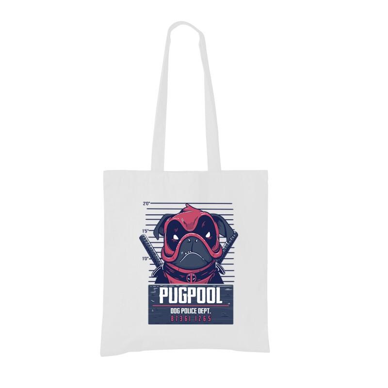 Pugpool Bevásárló táska