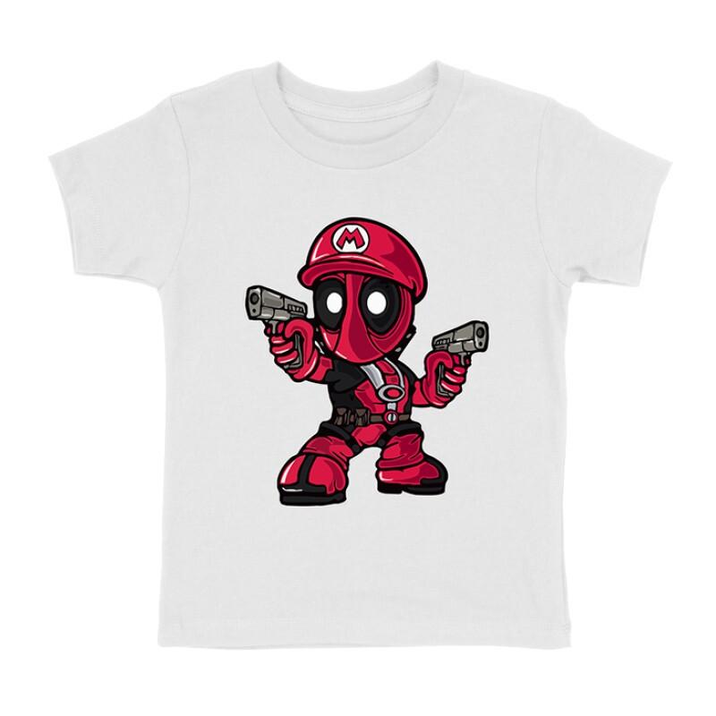 Mario Gyermek póló