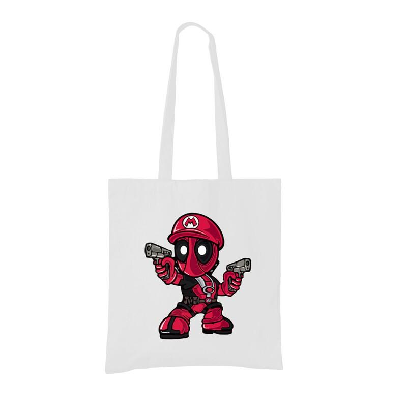 Mario Bevásárló táska