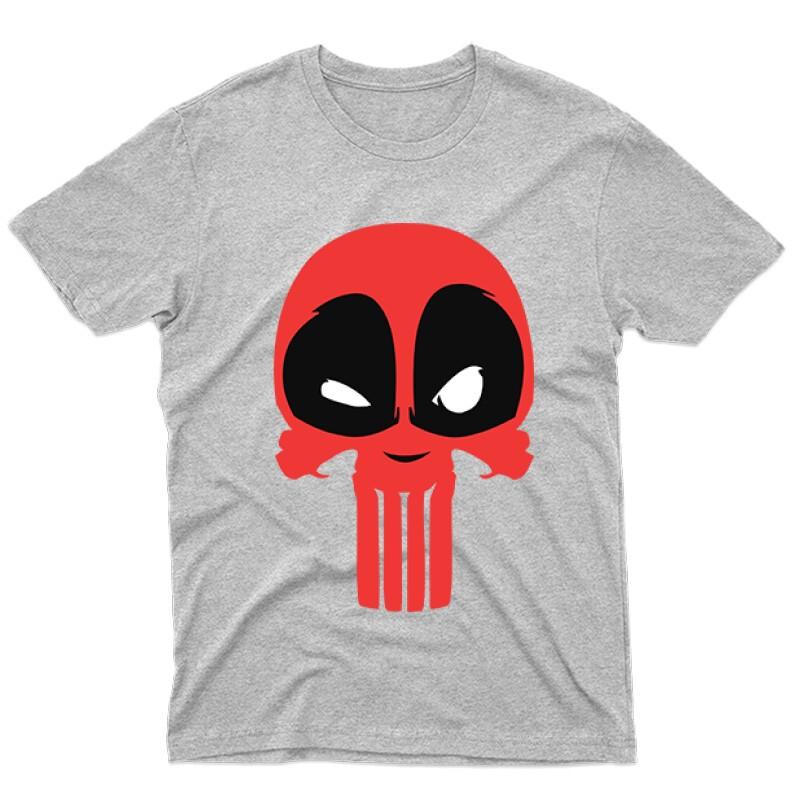 Punisher(DP) Férfi póló