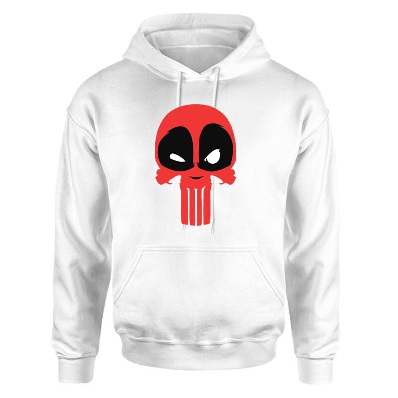 Punisher(DP) Unisex pulóver