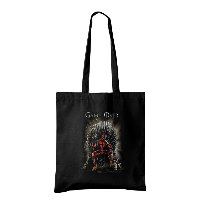 Game Over Bevásárló táska