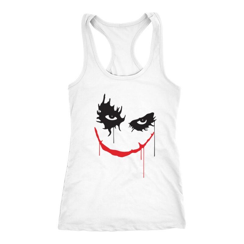 Joker Face Női Trikó