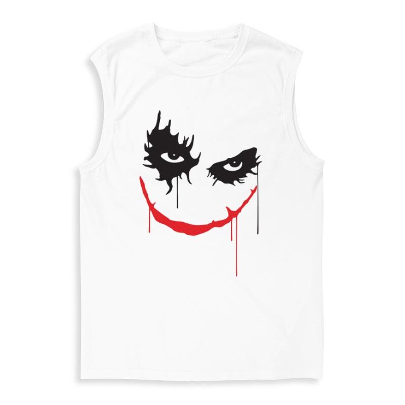 Joker Face Férfi Trikó