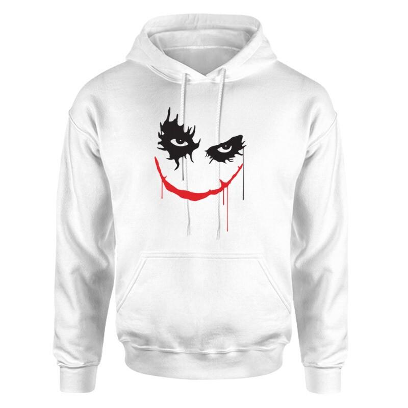 Joker Face Unisex pulóver