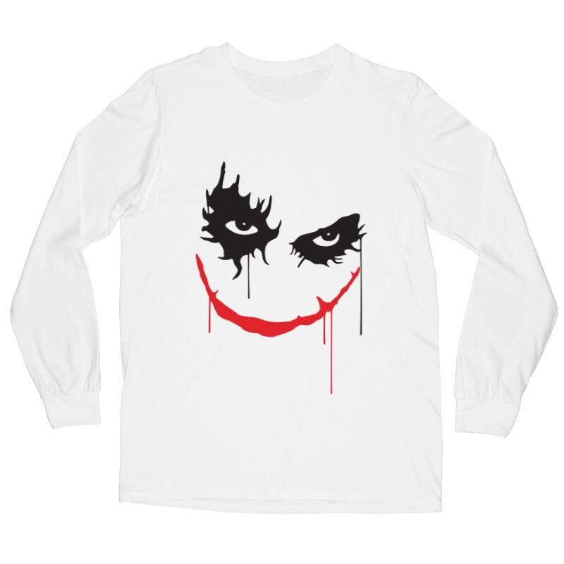 Joker Face Hosszú ujjú póló