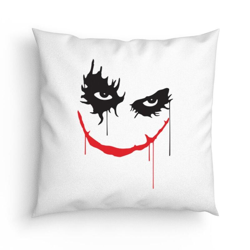 Joker Face Párna