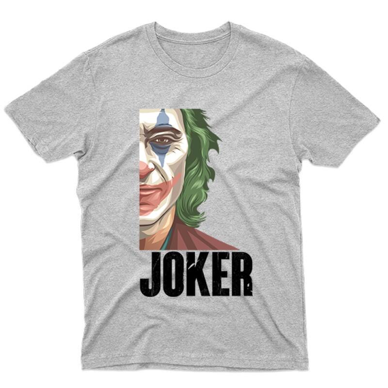 New Joker Face Férfi póló