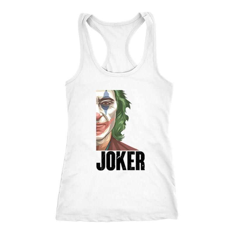 New Joker Face Női Trikó