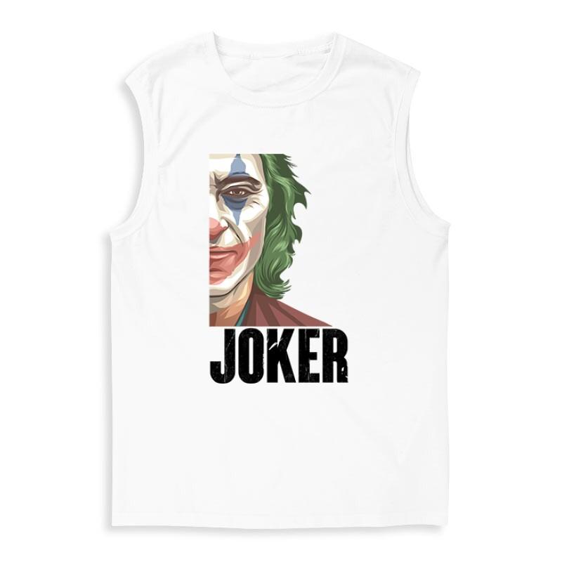 New Joker Face Férfi Trikó