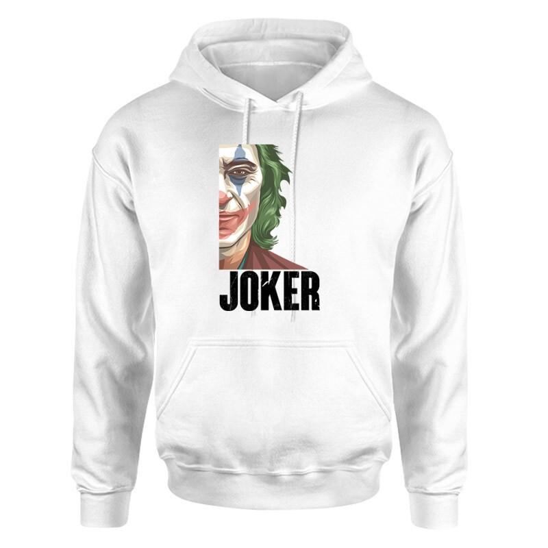New Joker Face Unisex pulóver