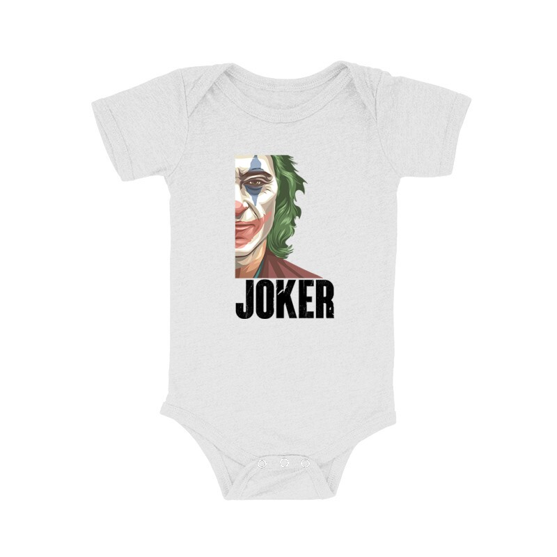 New Joker Face Bébi body