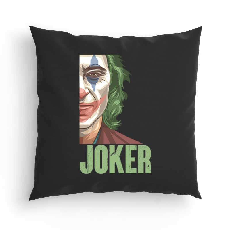New Joker Face Párna
