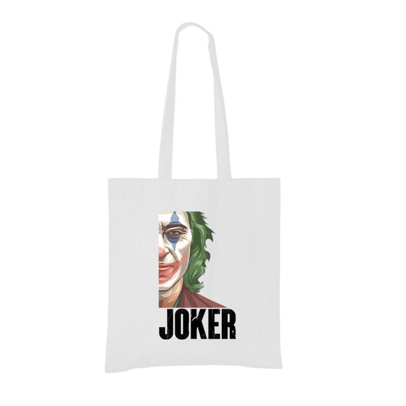 New Joker Face Bevásárló táska