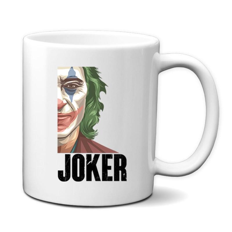 New Joker Face Bögre