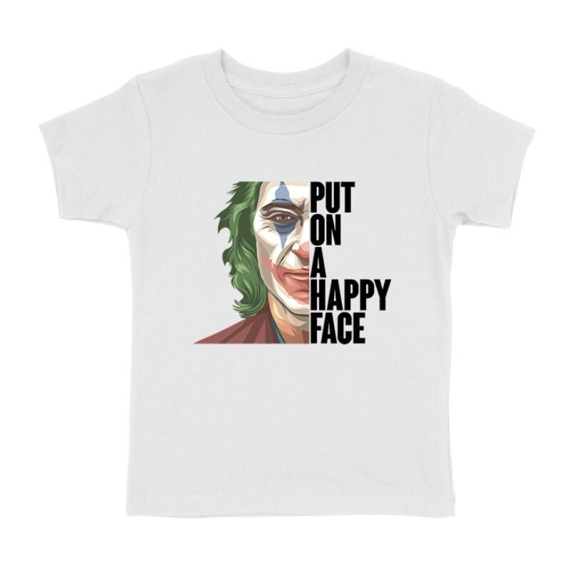 Happy Face Gyermek póló