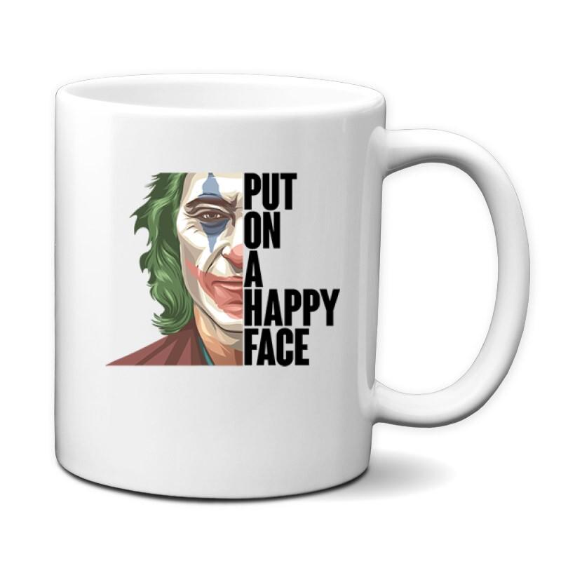 Happy Face Bögre