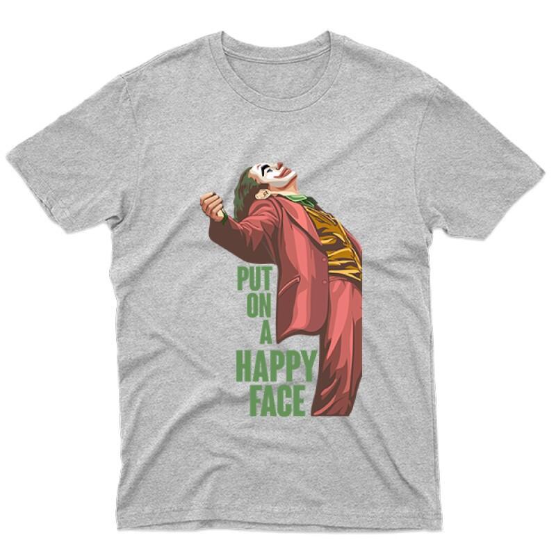 Put On A Happy Face Férfi póló