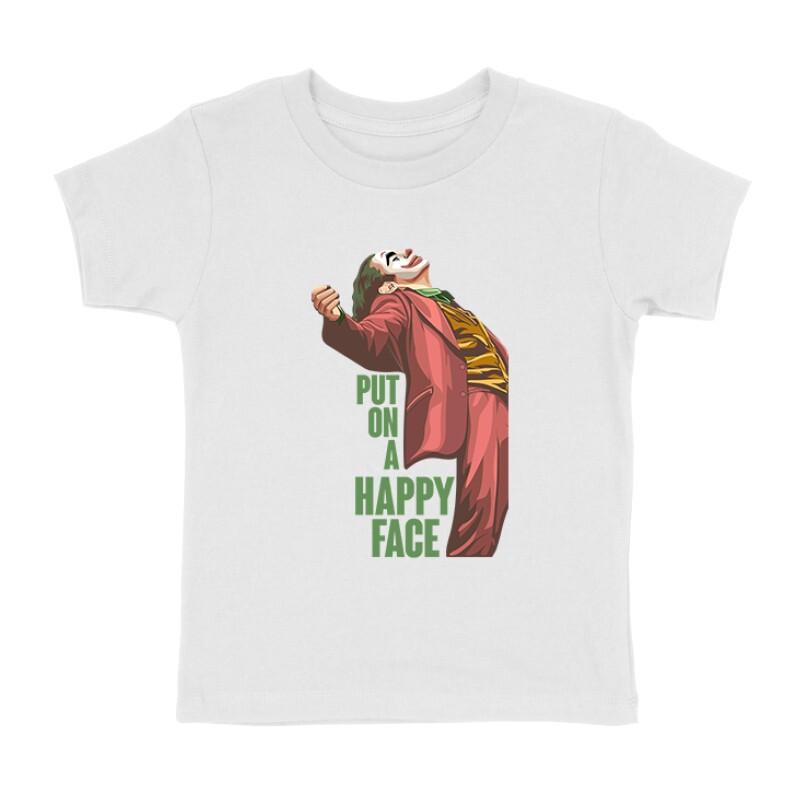 Put On A Happy Face Gyermek póló