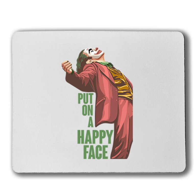 Put On A Happy Face Egérpad