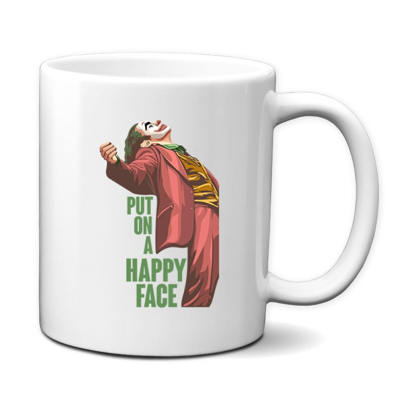Put On A Happy Face Bögre