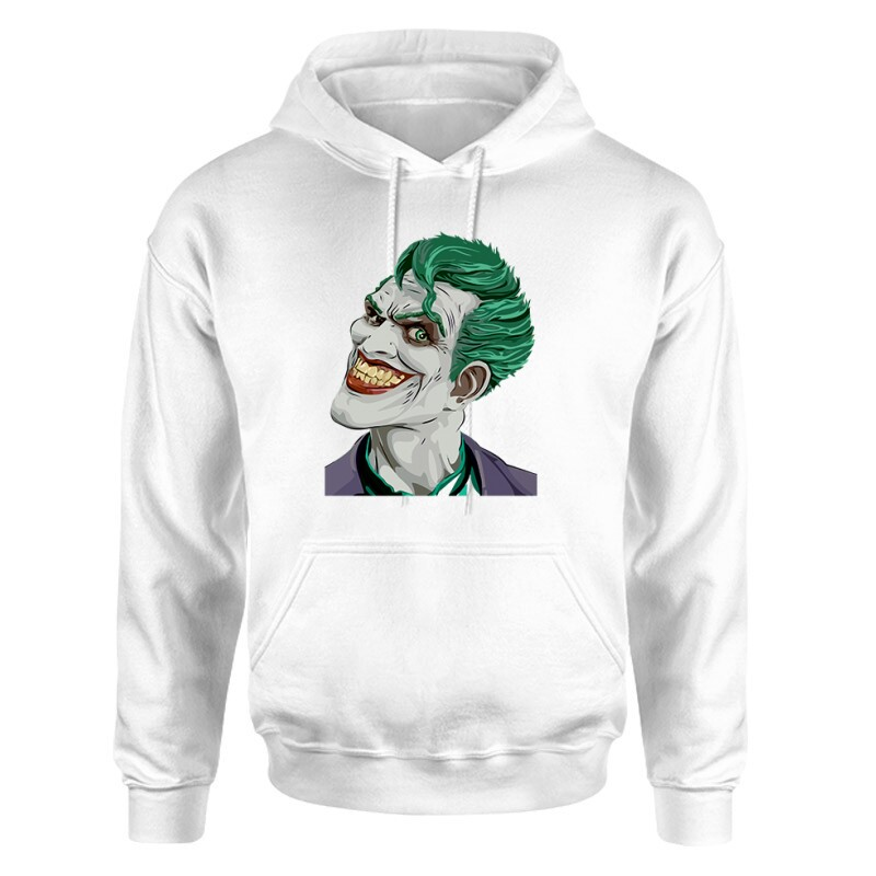 Joker Face Color Unisex pulóver