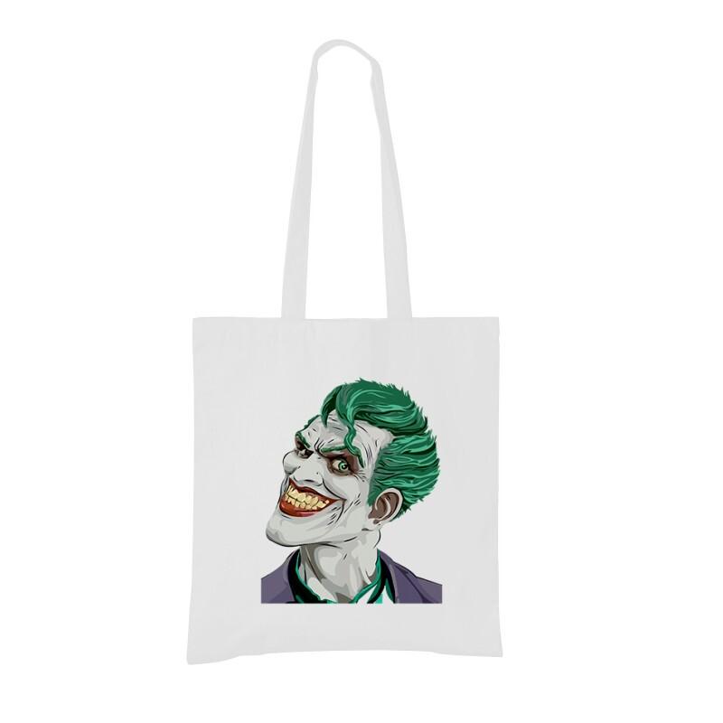 Joker Face Color Bevásárló táska