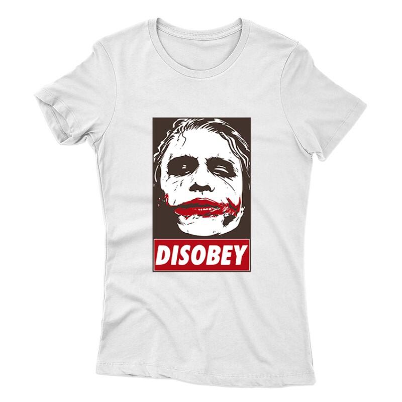 Joker Disobey Női póló