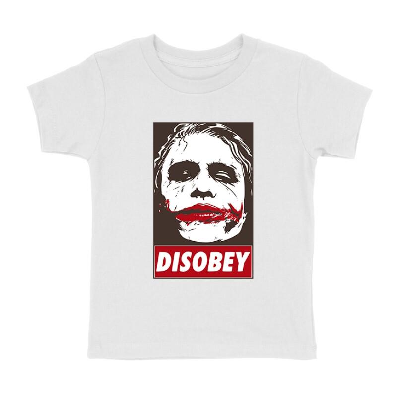 Joker Disobey Gyermek póló