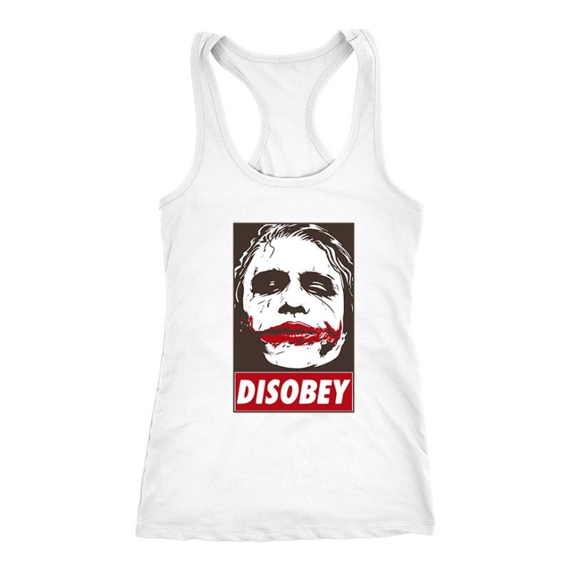Joker Disobey Női Trikó