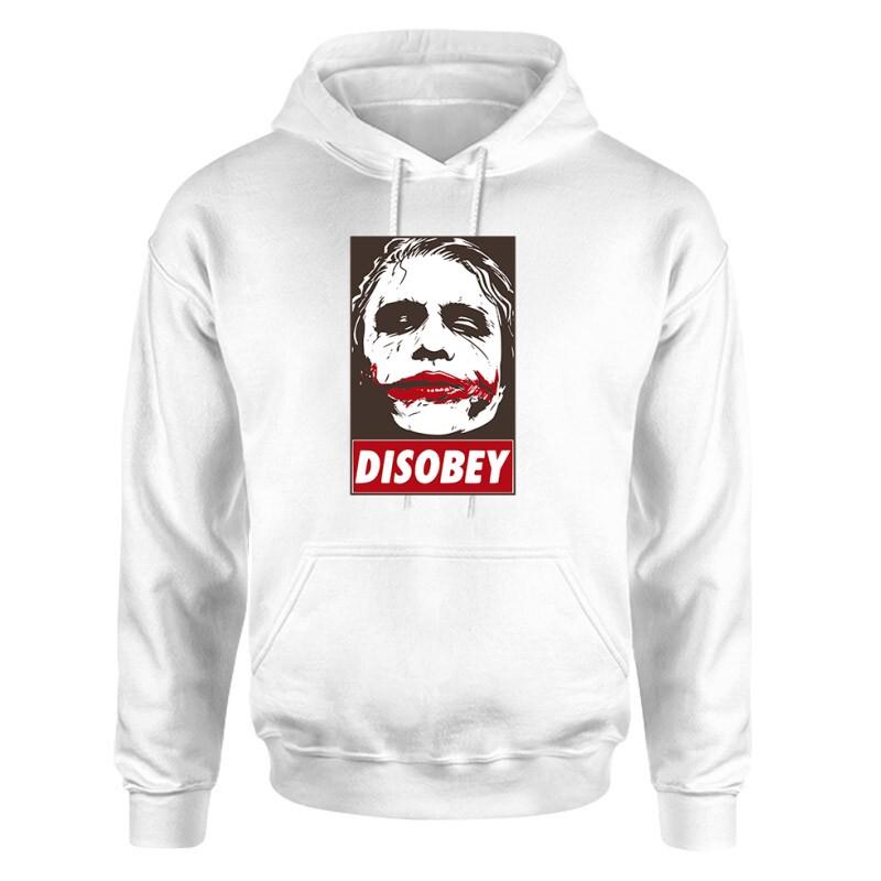 Joker Disobey Unisex pulóver