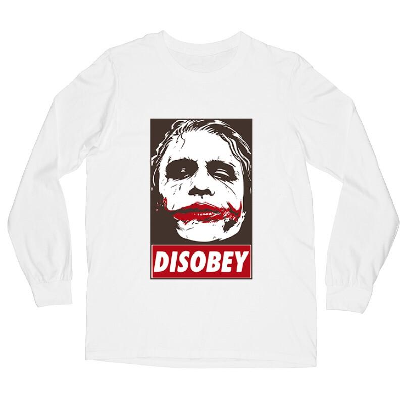 Joker Disobey Hosszú ujjú póló