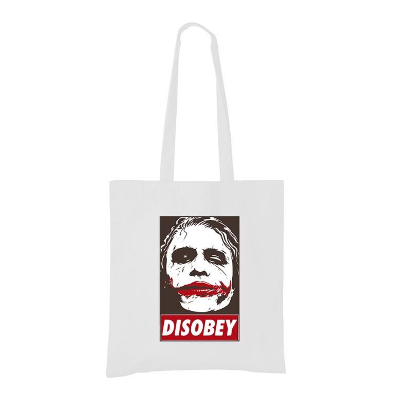 Joker Disobey Bevásárló táska