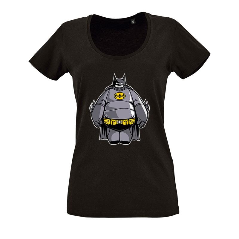 Batmax O nyakú női póló