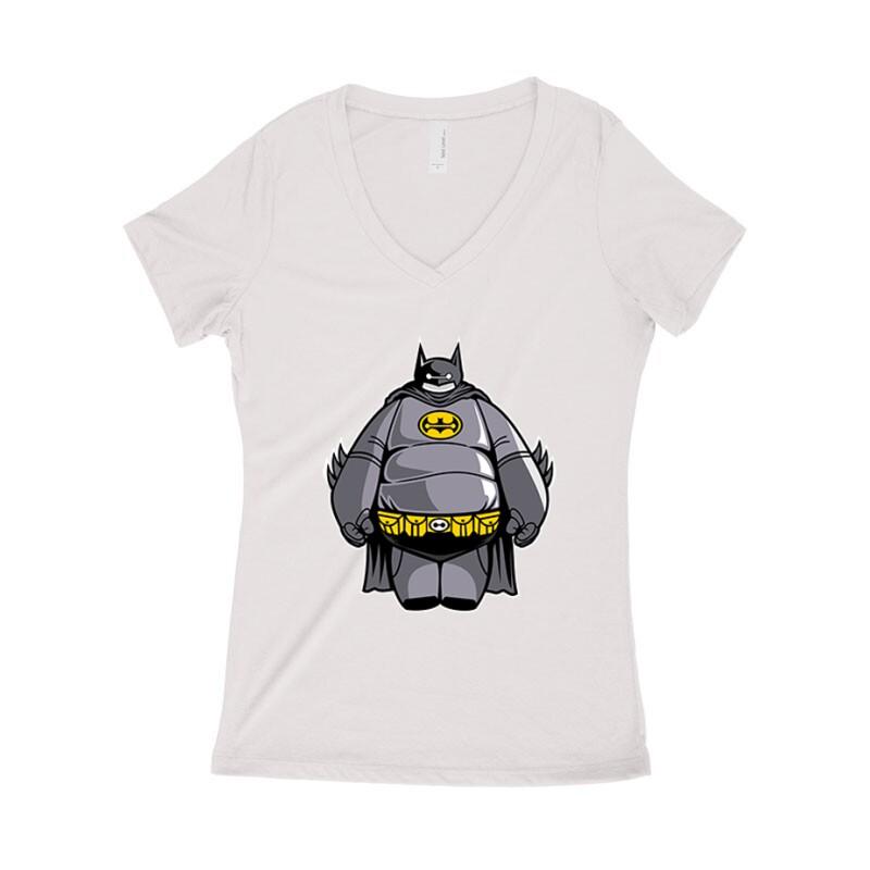Batmax Női póló V kivágott