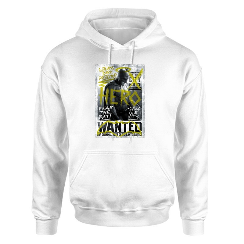 Wanted Unisex pulóver