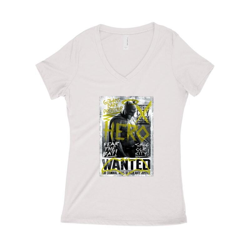 Wanted Női póló V kivágott