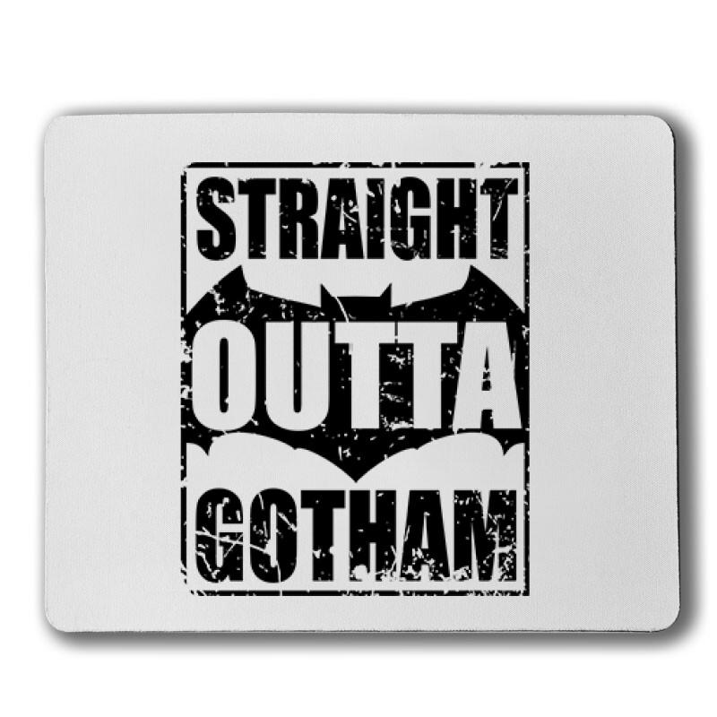 Straight Outta Gotham Egérpad
