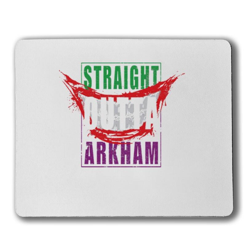 Straight Outta Arkham Egérpad